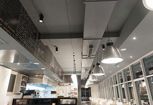 Installation électrique restaurant