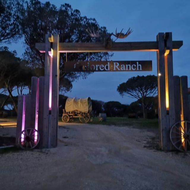 Colored Ranch à Puget-sur-Argens