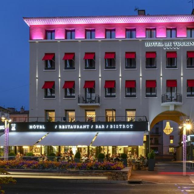 Hôtel ***** Le Touring à Saint-Raphaël
