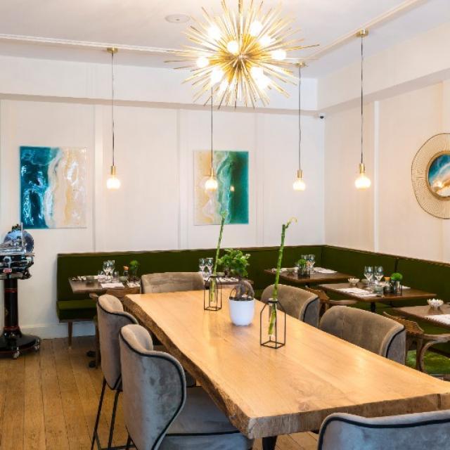 Restaurant Nami sushi bar et écailler à Saint-Raphaël